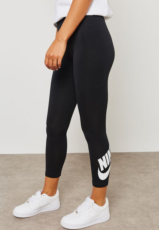 Leg-A-See Cropped Leggings