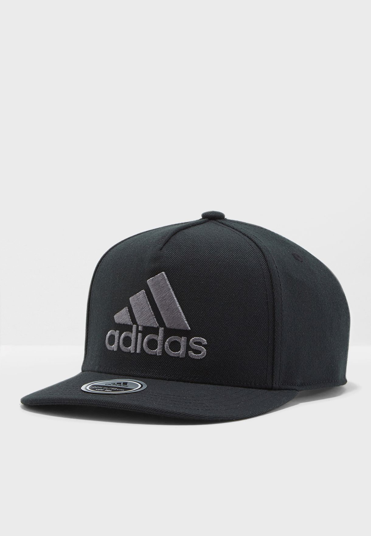 73332886 Shop adidas black H90 Logo Cap CF4869 for Men in Saudi - AD476AC77EXY