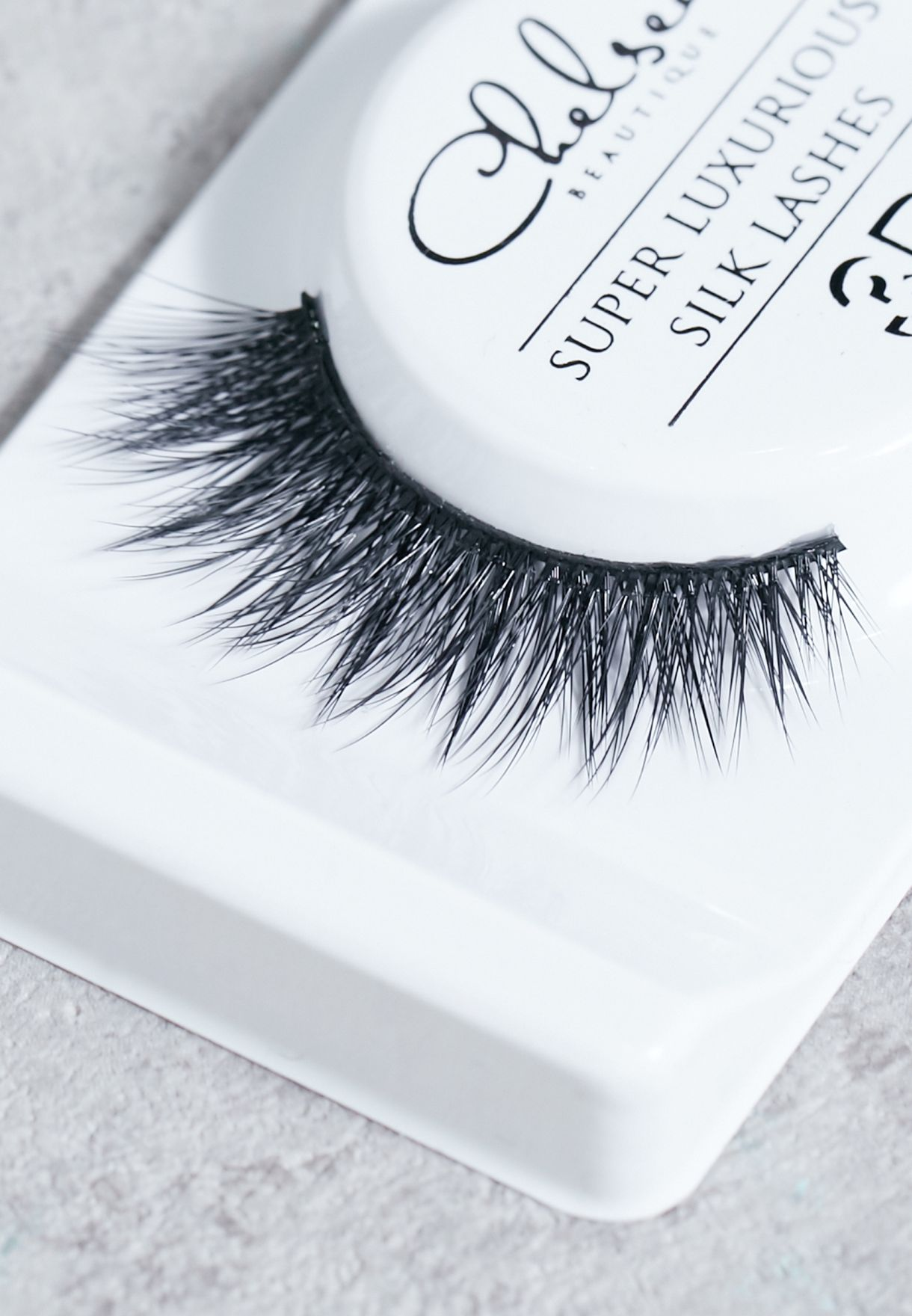 3D Charlotte Strip Lashes