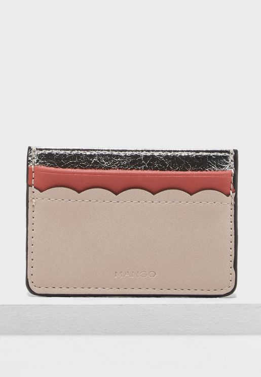 Multiple Compartment Cardholder