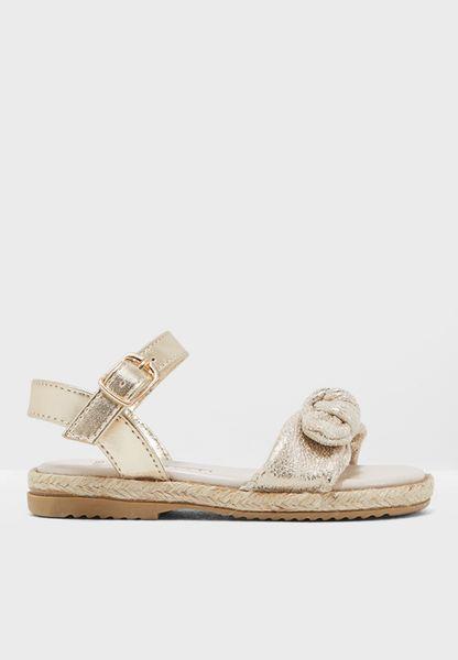 Kids Bow Sandal