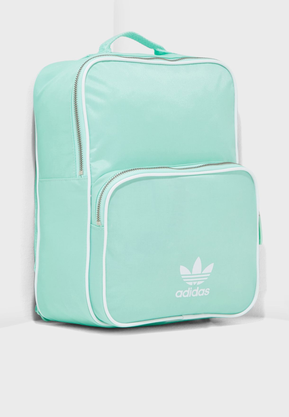 13b93dd740a6 Shop adidas Originals green adicolor Classic Backpack DH4313 for Women in  Saudi - AD478AC77VZE