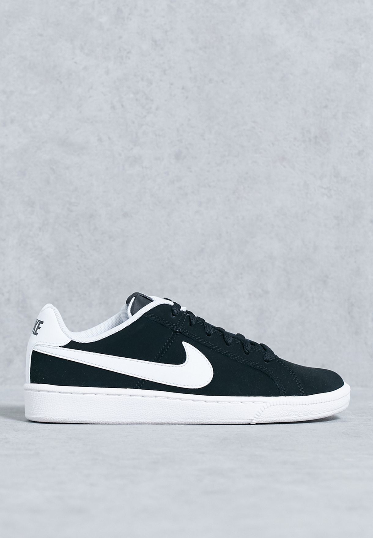 c66df53845 Shop Nike black Youth Court Royale 833535-002 for Kids in UAE ...