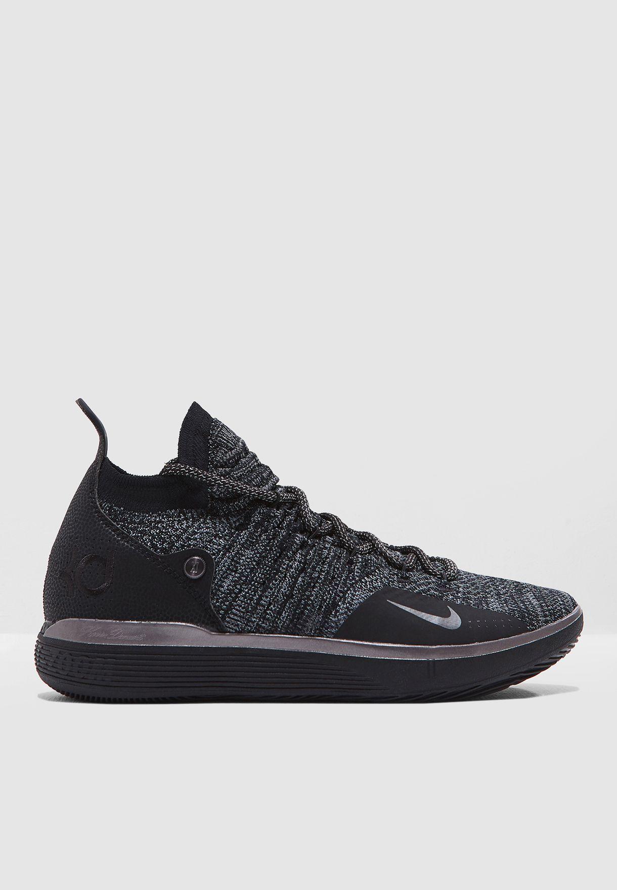 Buy Nike black Kevin Durant XI for Men