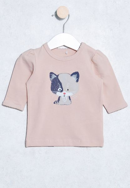 Infant Eskat Printed T-Shirt