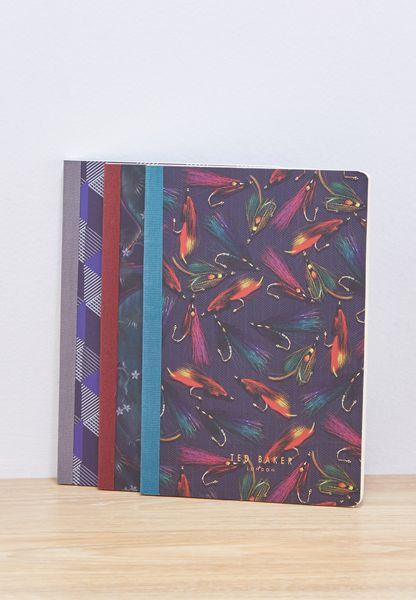 Mini 3 Pack Note Books