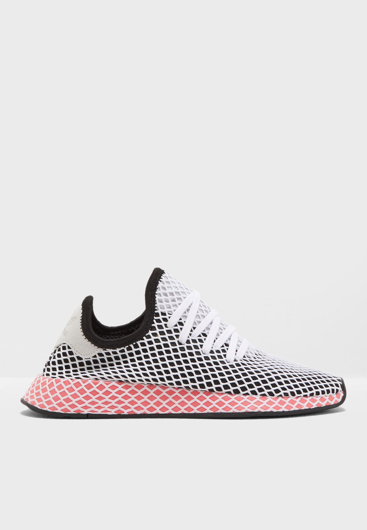 89ad8be81 Shop adidas Originals black Deerupt Runner CQ2909 for Women in UAE -  AD478SH77IEO
