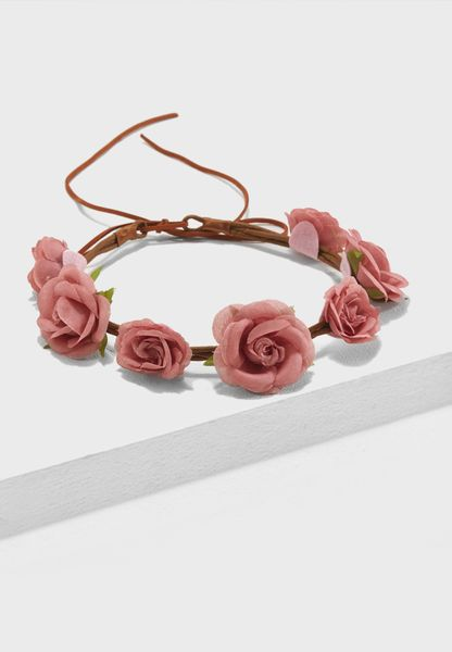 Sheryl Flower Headband