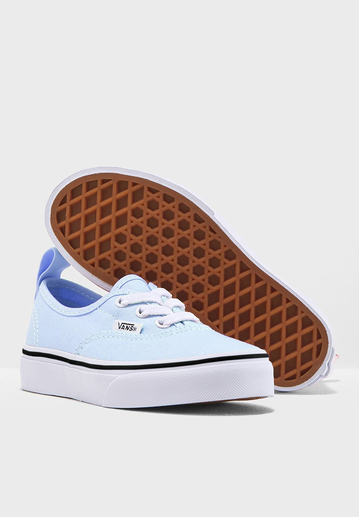 Authentic Elastic Lace Sneakers Youth
