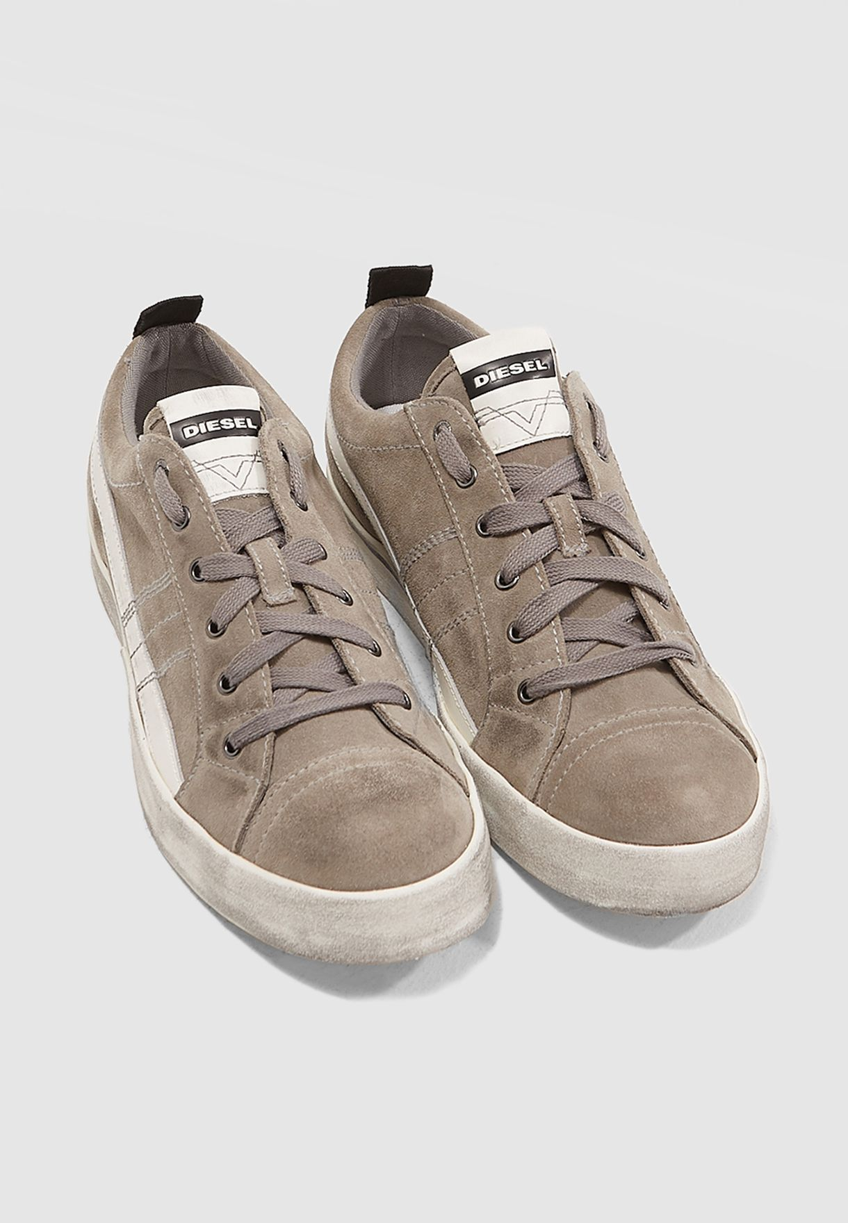 D-Velow Laced Sneakers