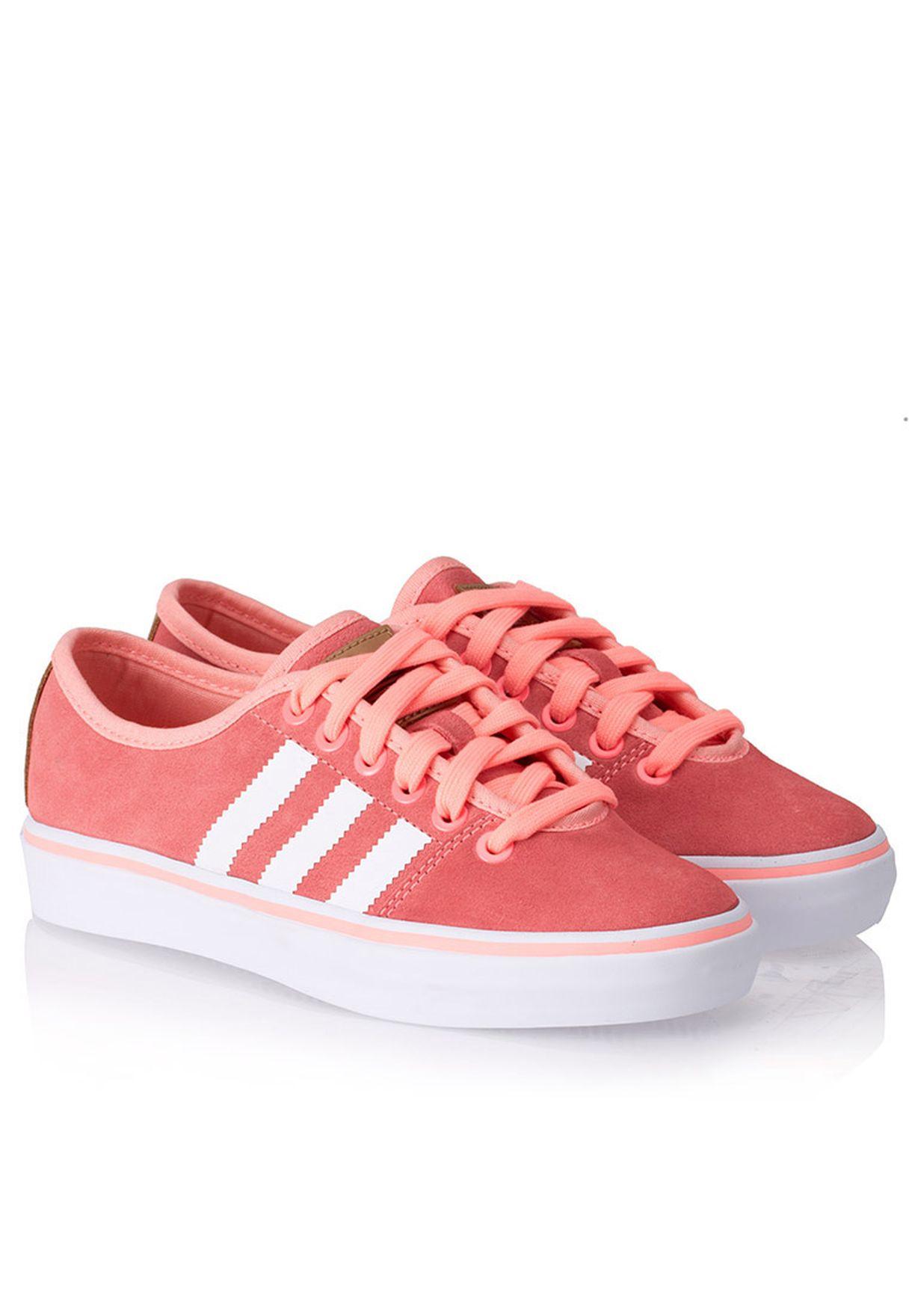 121f3ef46682 Shop adidas Originals pink Adria Lo Sneakers B25810 for Women in UAE ...