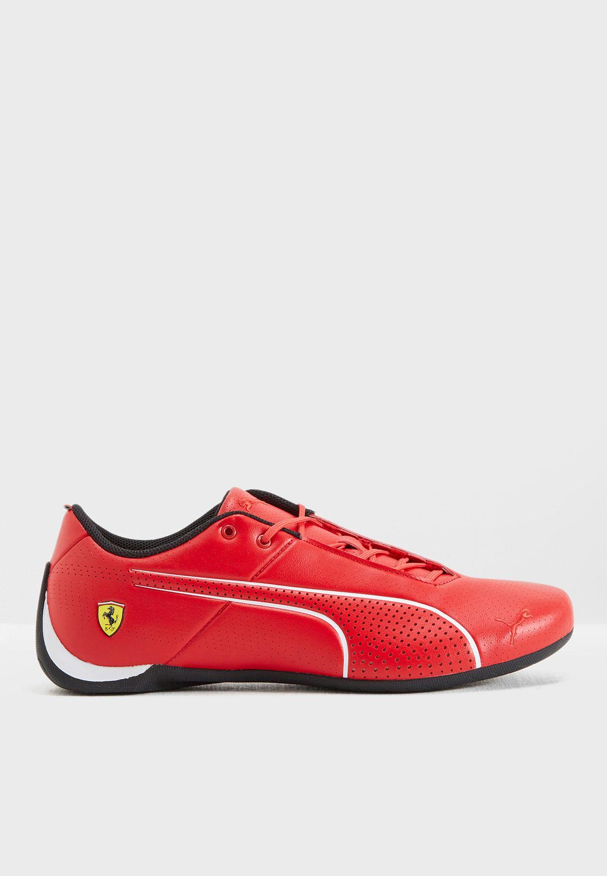 Shop PUMA red Ferrari Future Cat Ultra 30624101 for Men in UAE ... 6dae33591e