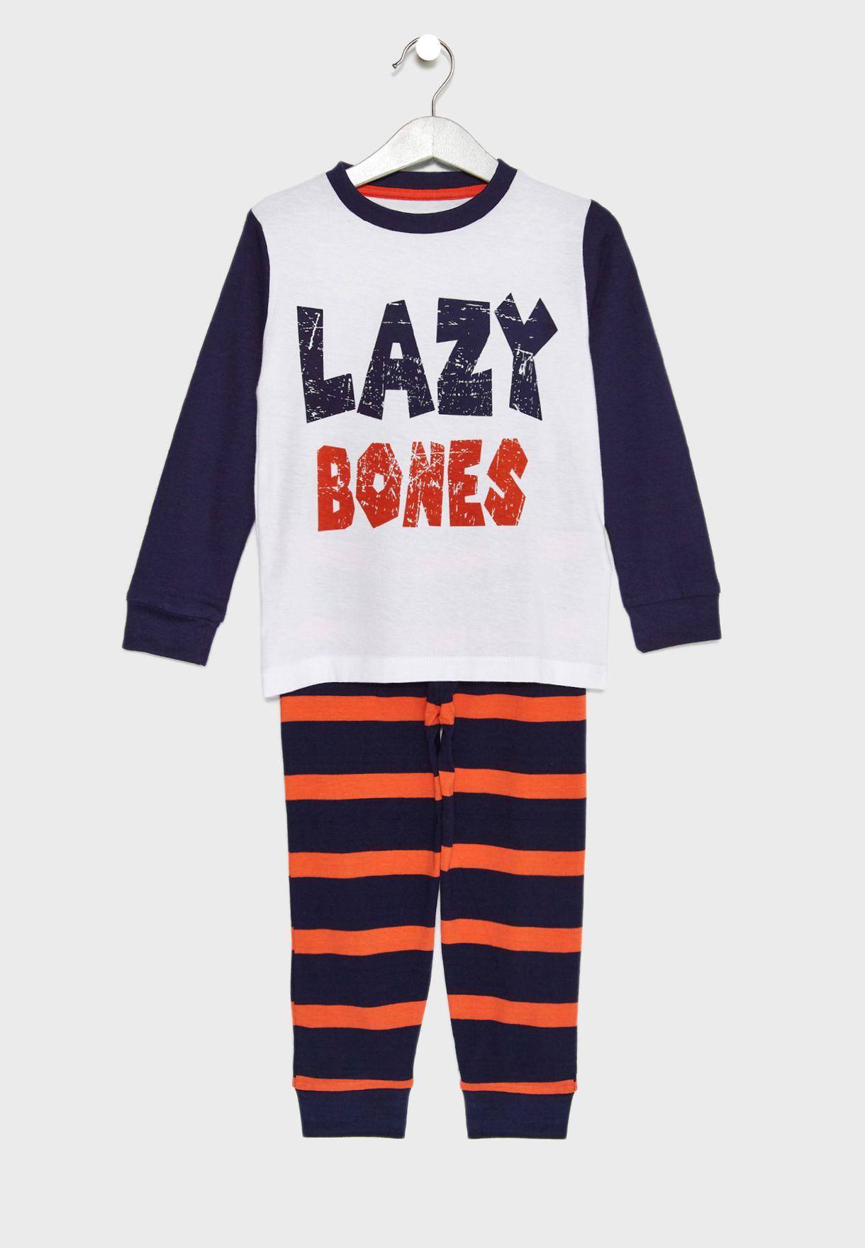 Little Top + Pyjamas Set