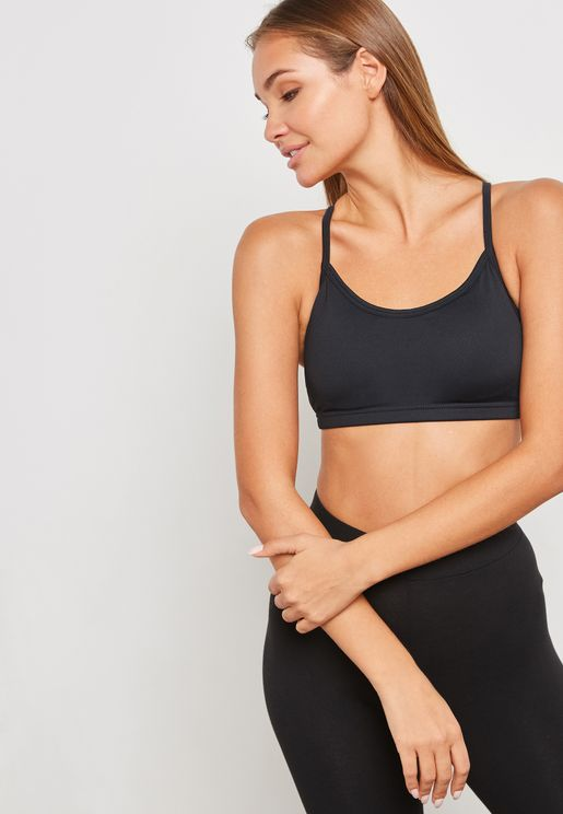 Yoga Crossback Bra