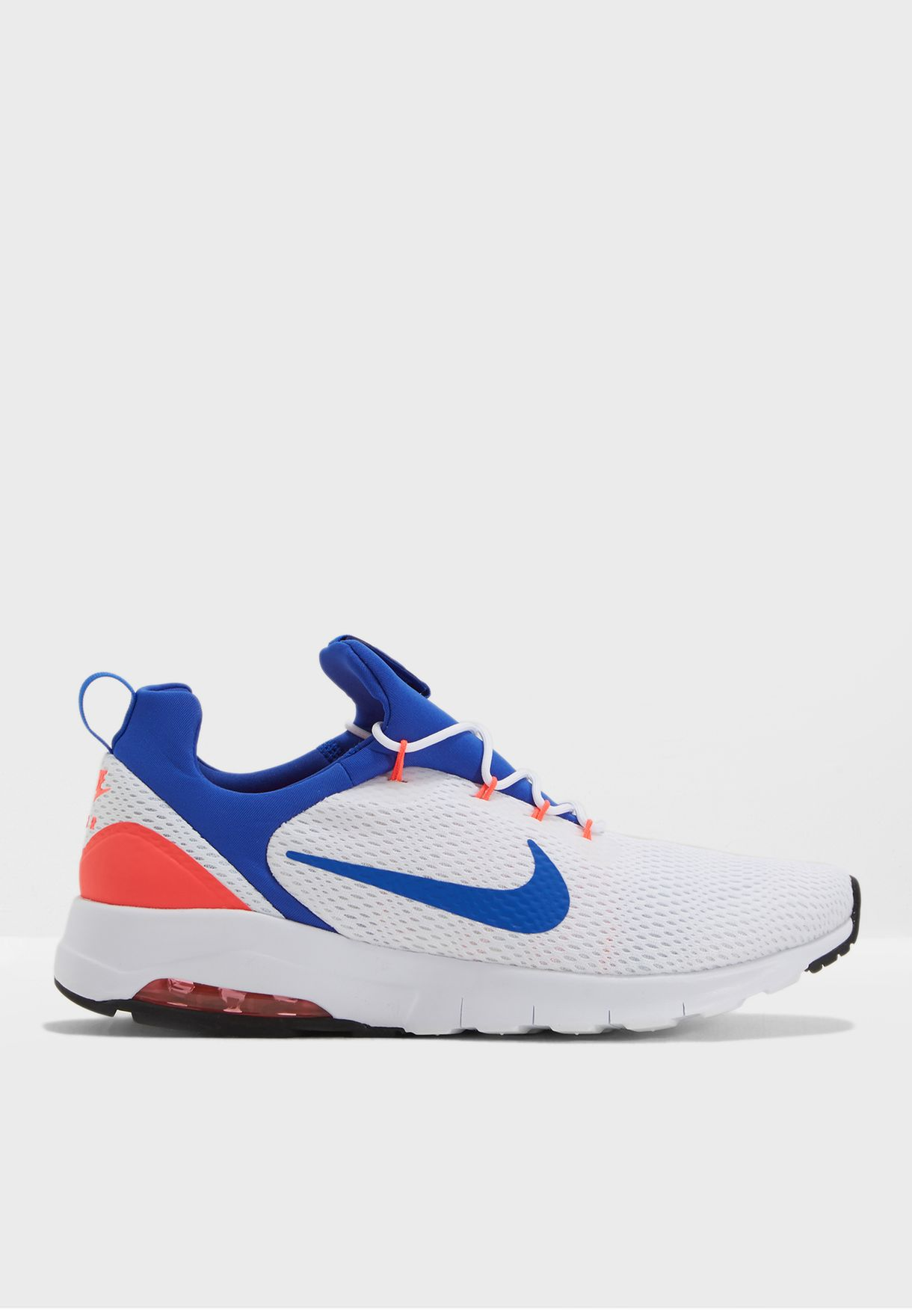 14c193a5b6 Shop Nike white Air Max Motion Racer 916771-100 for Men in Qatar ...