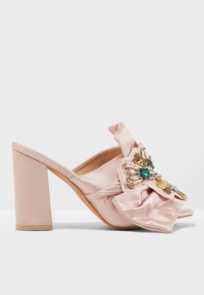Sayra Embellished Sandal
