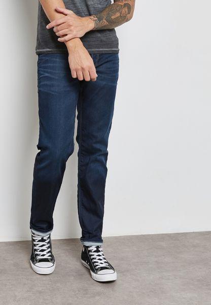 بنطال جينز فت