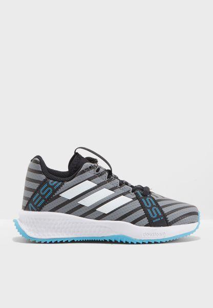"""حذاء رابيدا """"ميسي"""" للأرض العشبية"""
