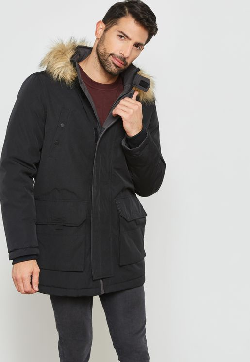 Traditional Parka Jacket