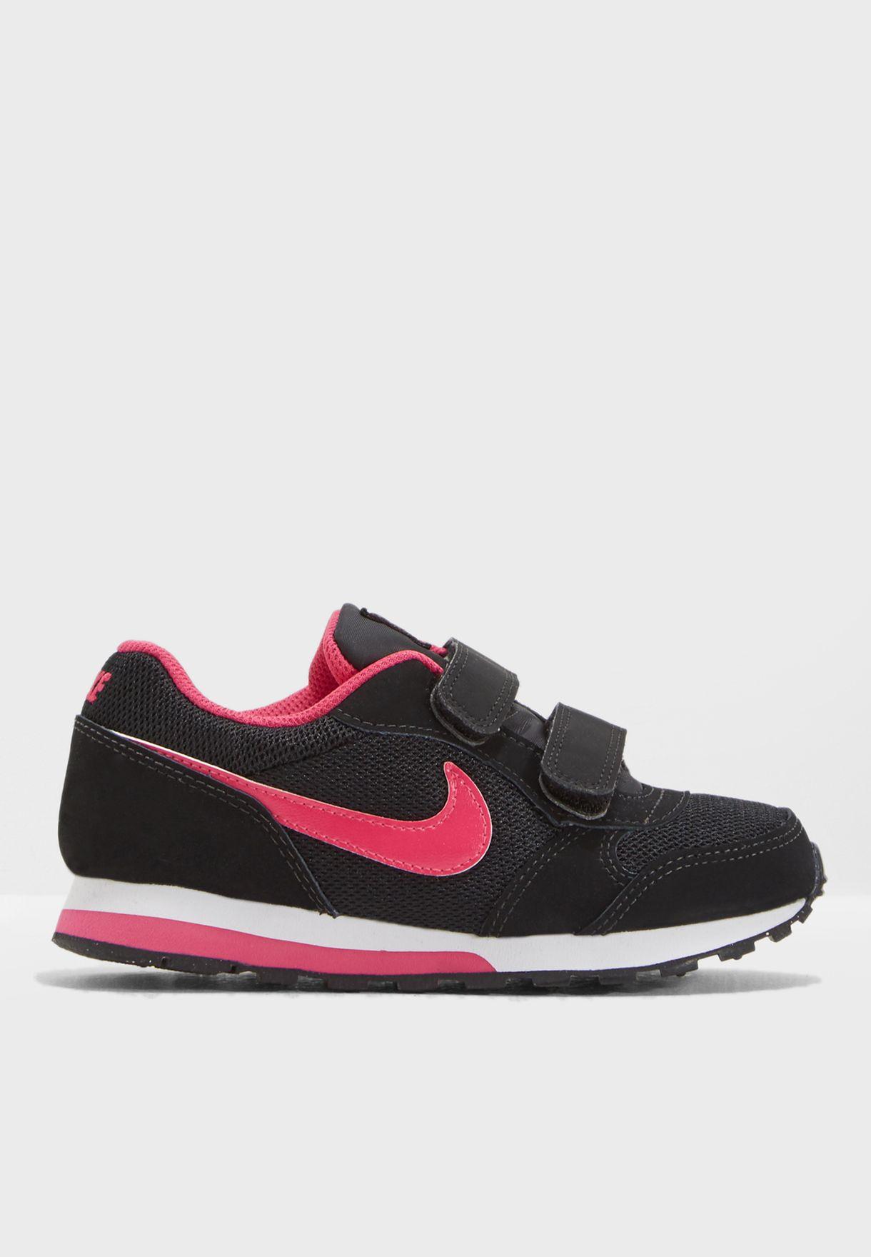 6582bf6dc5 Shop Nike black Kids MD Runner 2 807320-006 for Kids in Kuwait -  NI727SH77KCO