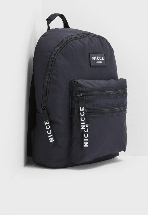 Chunky Zip Backpack