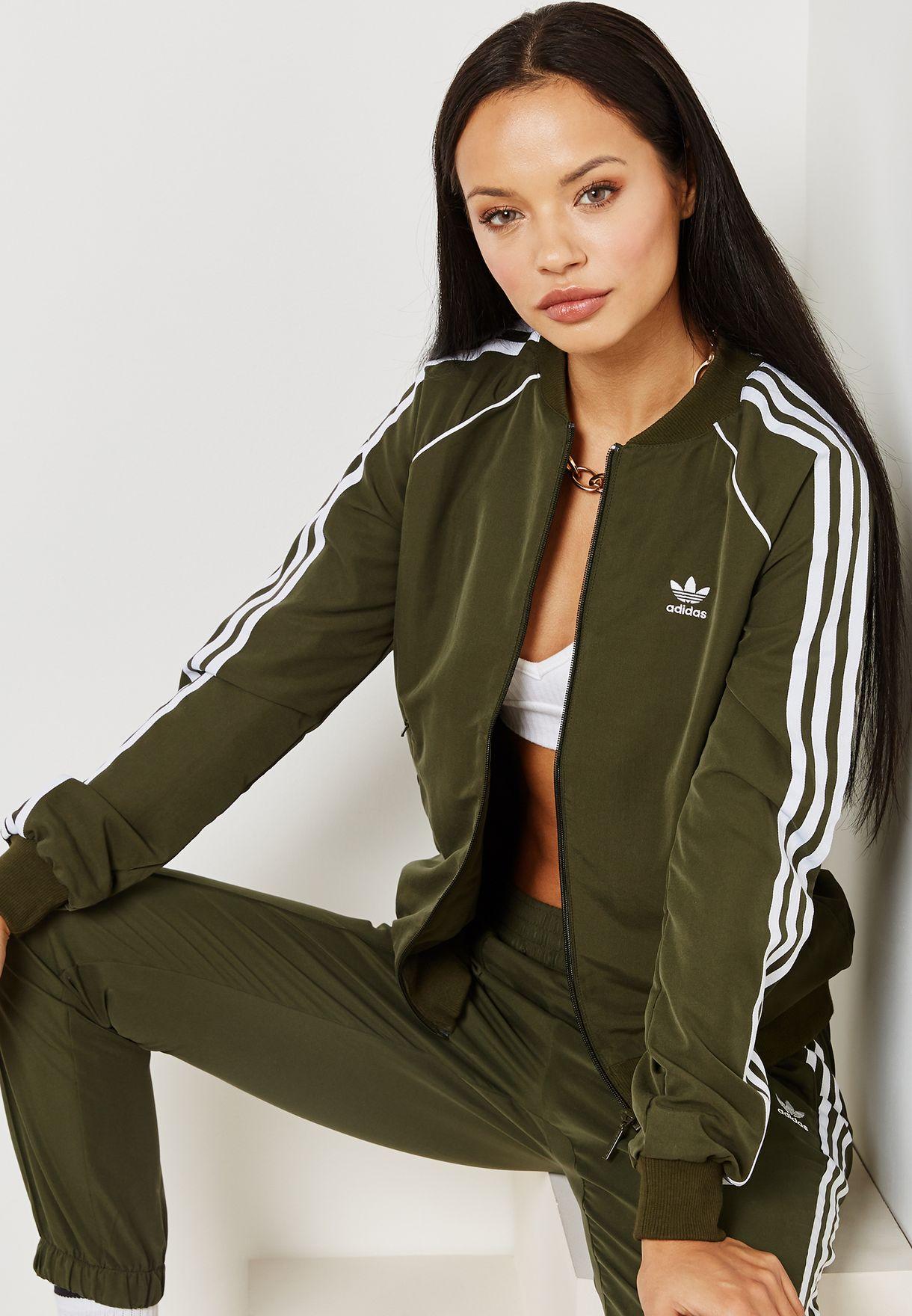 hot sales ea382 ccf61 Superstar Track Jacket