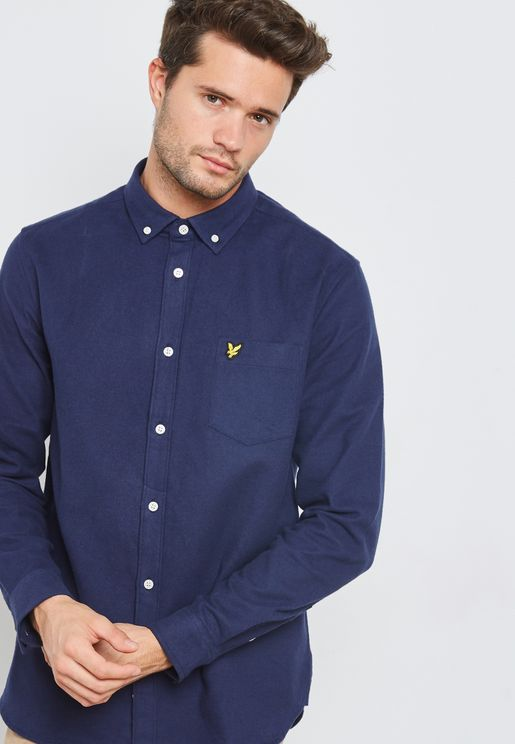Essential Flannel Shirt