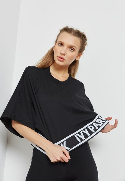 Logo Waist T-Shirt