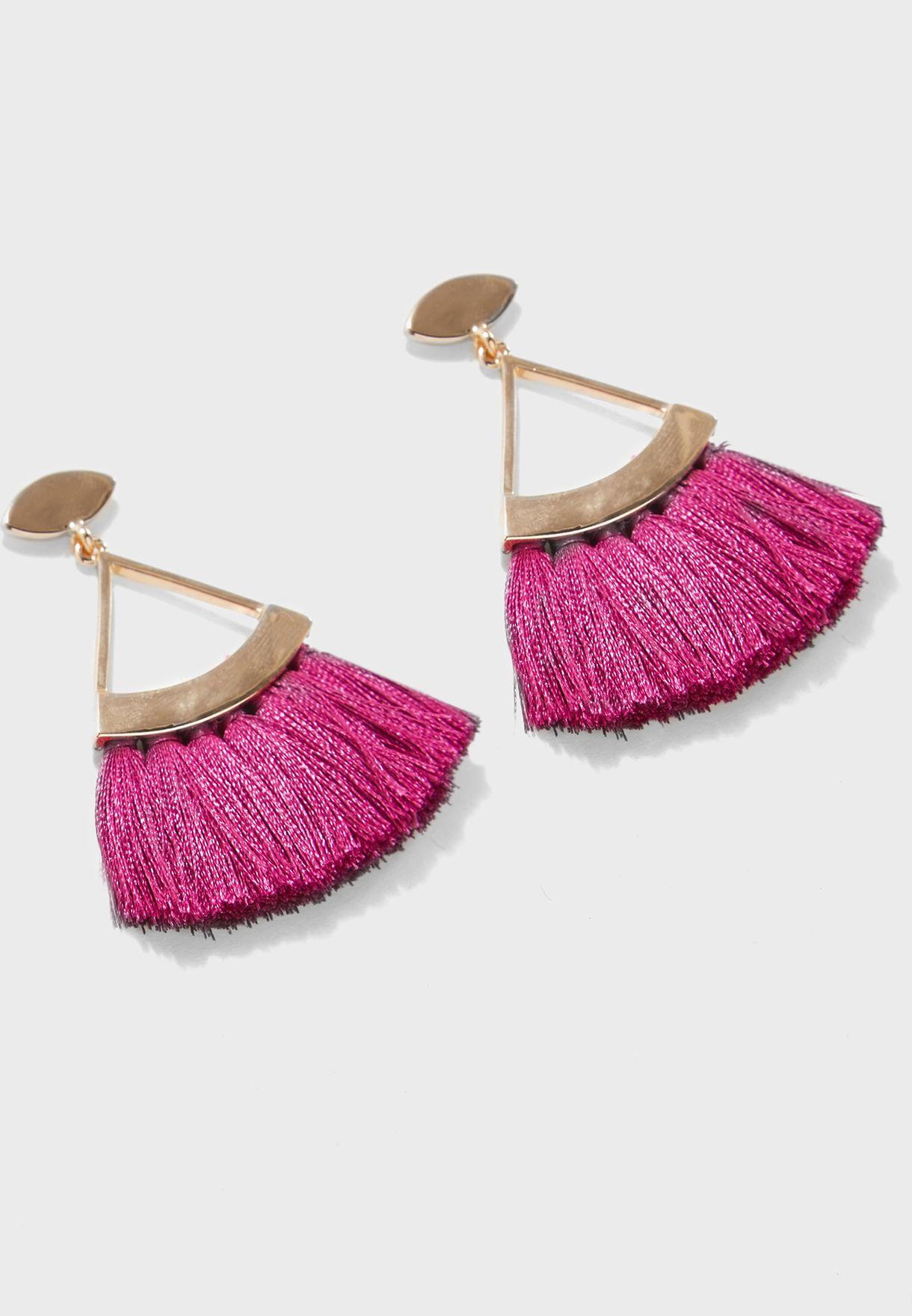 Colledara Tassel Earrings
