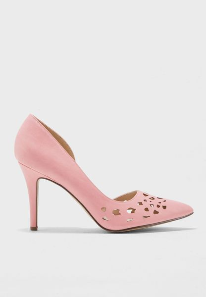 Lasercut Pumps