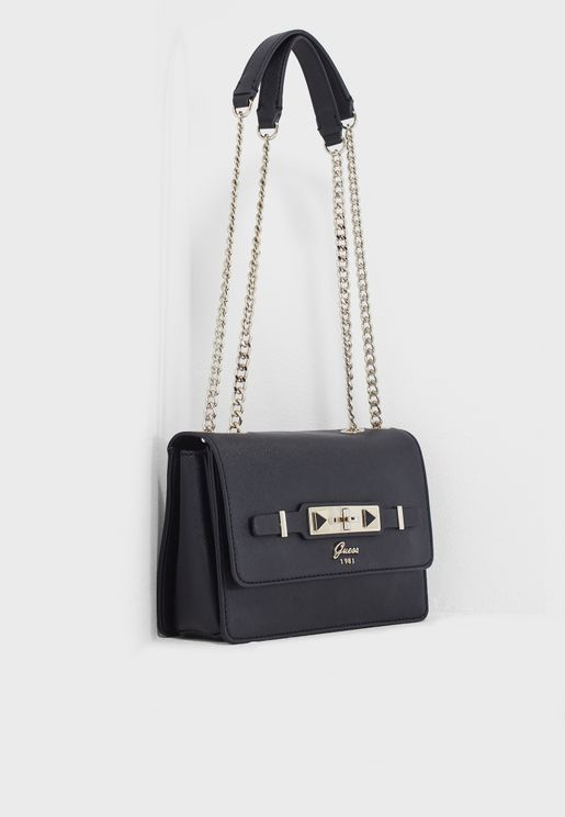 Cherie Convertible Flap Crossbody
