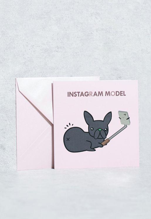 Instagram Model Card