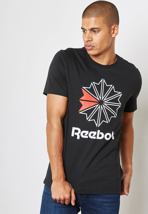 4740ad8fc317 Reebok T-Shirts and Vests for Men   Online Shopping at Namshi UAE