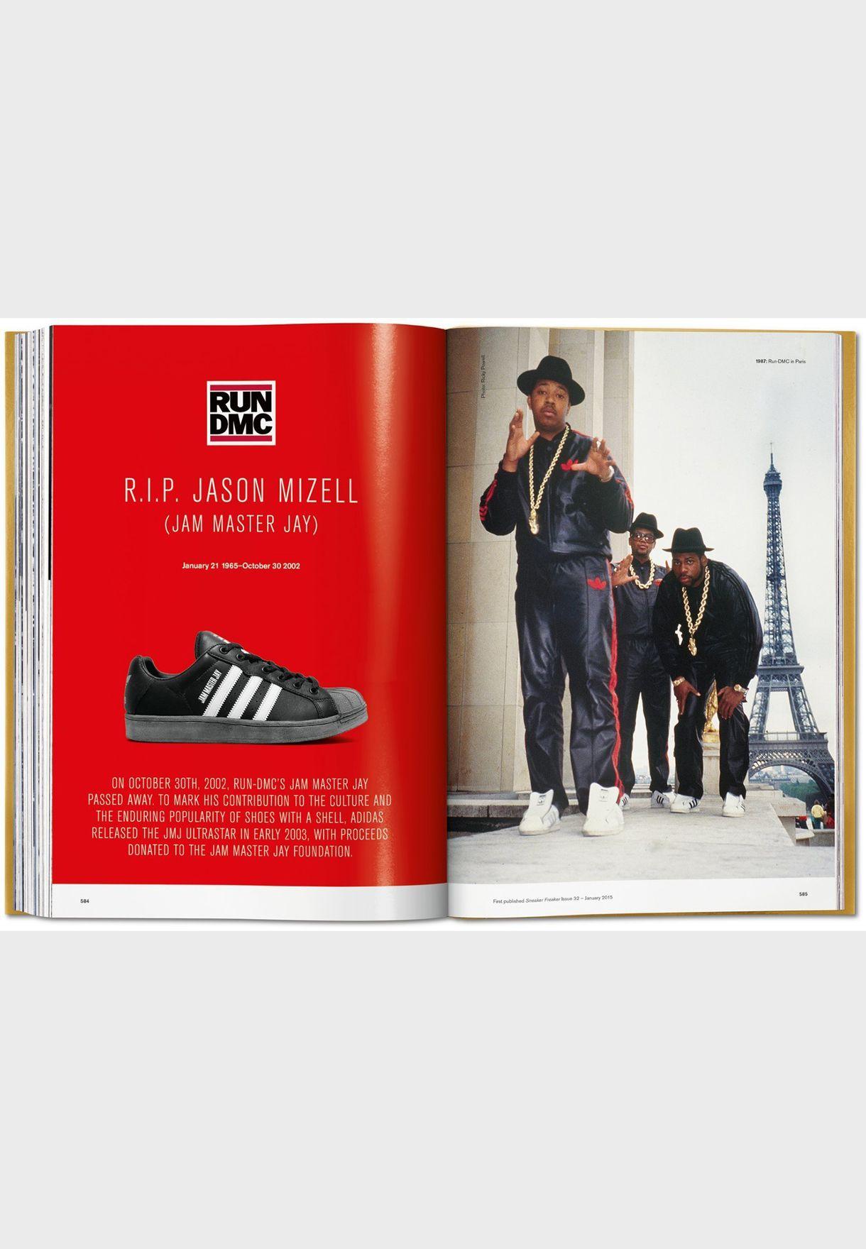 a5d87c084f3 Shop Taschen multicolor Sneaker Freaker. The Ultimate Sneaker Book ...
