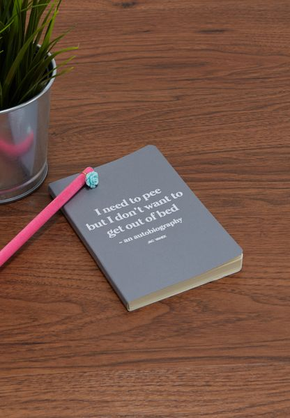 """I Need to Pee"" Notebook"