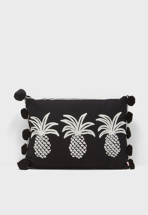 Pineapple Cushion Insert Included