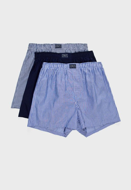 3 Pack Classic Boxer