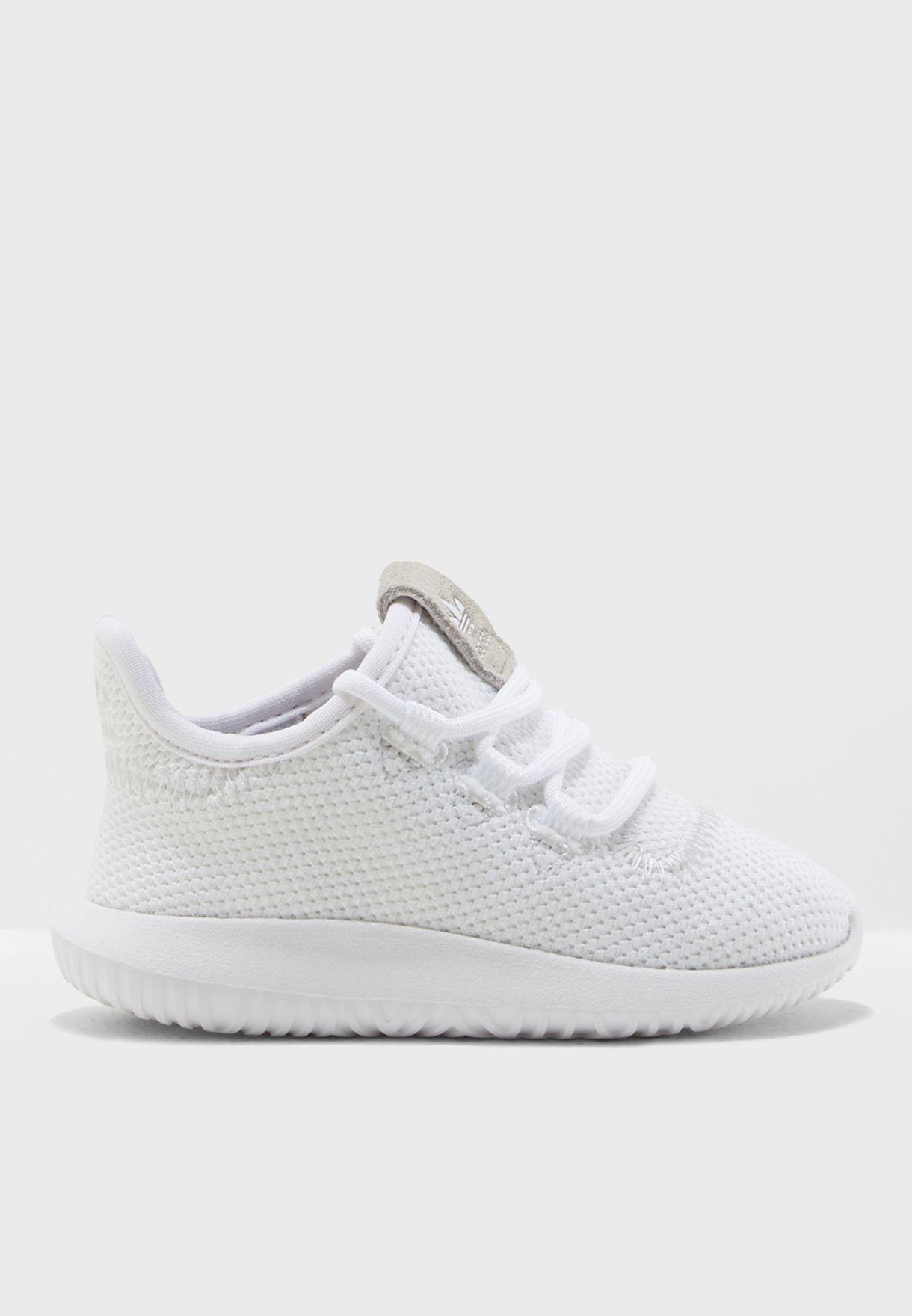 Adidas Tubular Shadow I Originals Todlers Shoes White//White cp9471