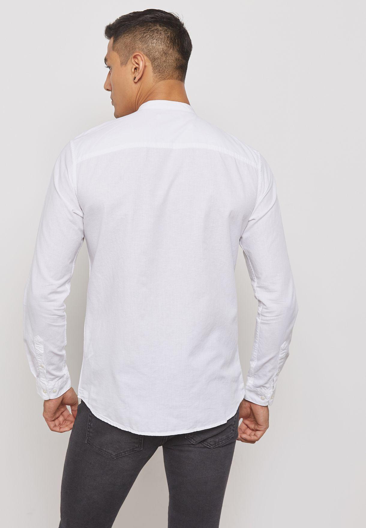 Summer Mao Shirt