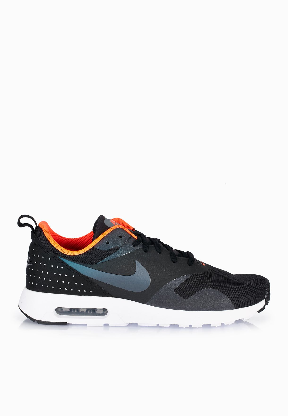 9f5a35b738 Shop Nike black Air Max Tavas 705149-008 for Men in UAE - NI727SH67PEE