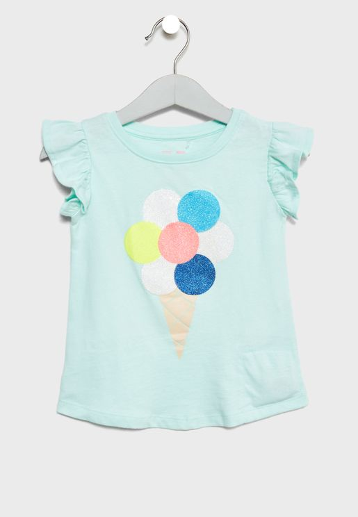 Little Ice Cream T-Shirt