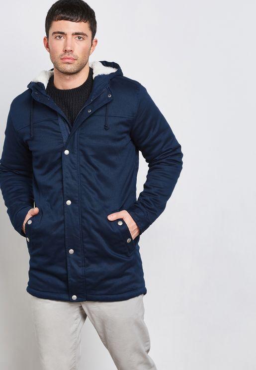 Alex Teddy Parka Jacket