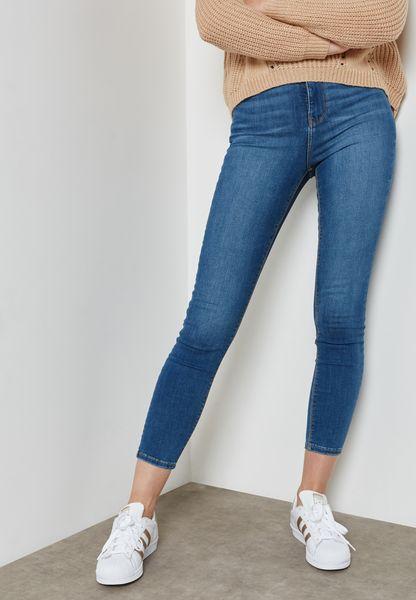 Steffi Super High Rise Skinny Jeans