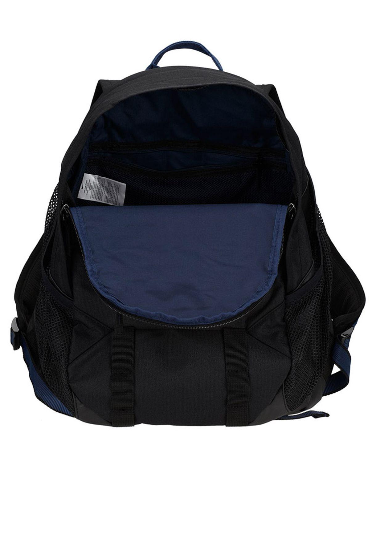 5d19d30efa Shop Nike black Inter Milan Backpack BA4679-001 for Men in UAE ...