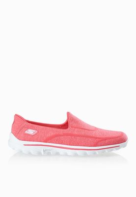 Skechers Go Walk 2 Super Sock Comfort Shoes