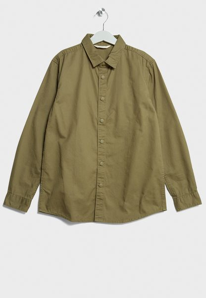 Tween Momo Overshirt