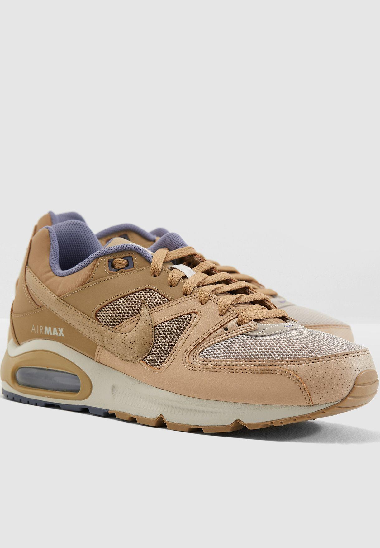 buy popular 4654a fbaf5 Shop Nike beige Air Max Command 629993-200 for Men in UAE - NI727SH67EUI