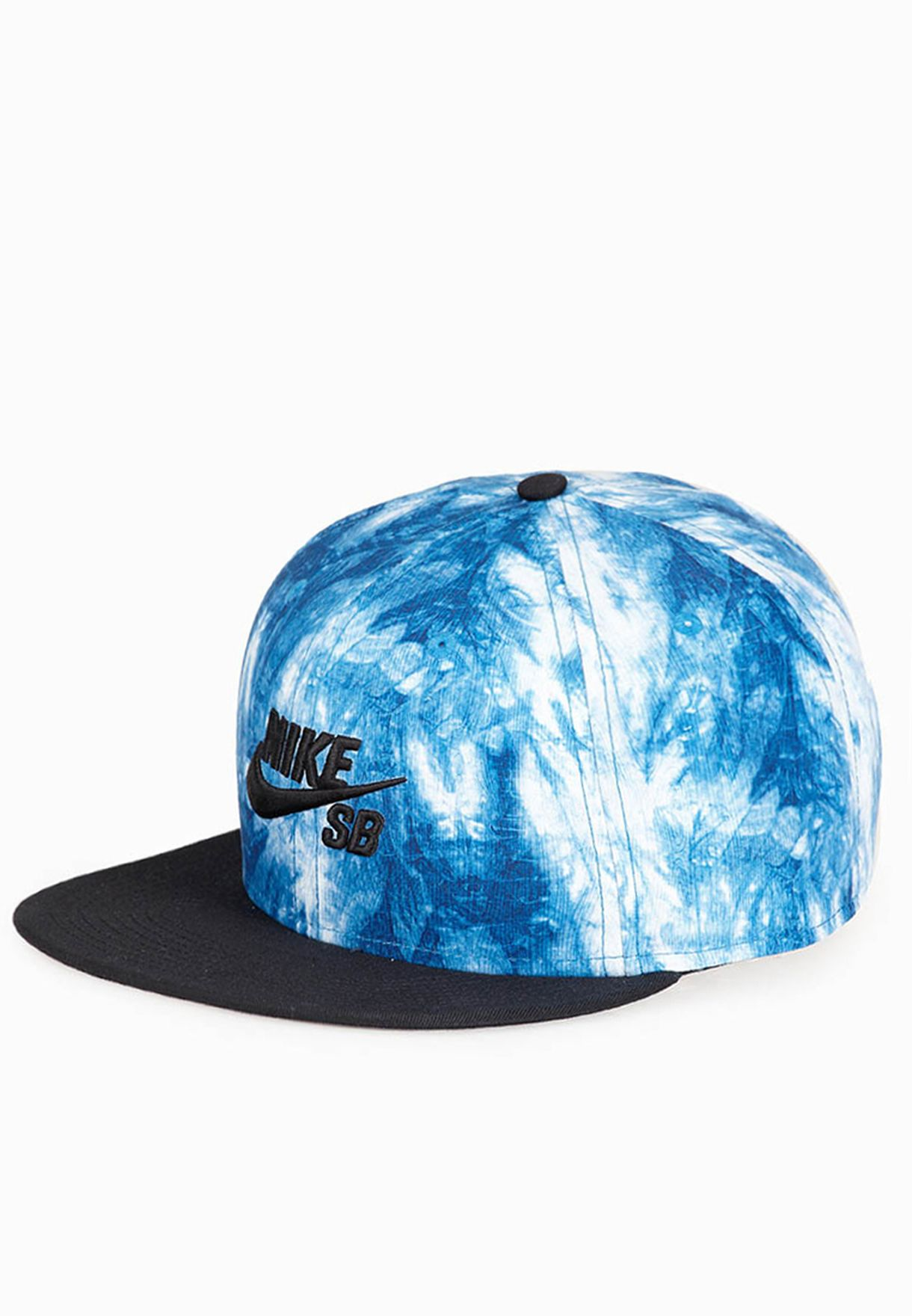 d6b7f1788608c Shop Nike prints SB Seasonal Cap 643196-401 for Men in UAE ...