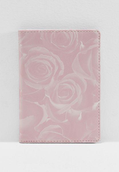 Roses Passport Holder