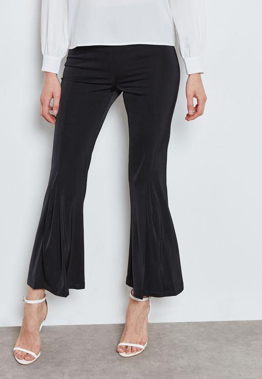 Flared Bottom Trouser